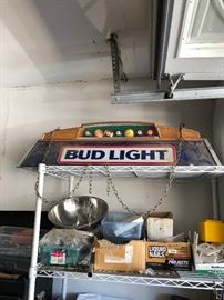 Vintage Beer Lights