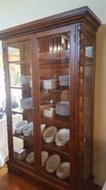 Nice china cabinet or bookcase
