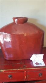 Large wine jug