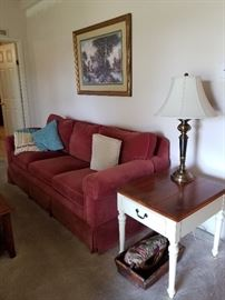 Ethan Allen sofa