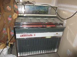 WULITZER  JUKE BOX AMERICA 11