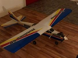 RC model airplane