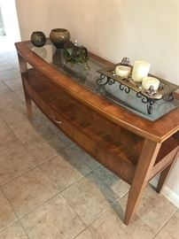 Matches Coffee Table