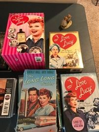 Lucy DVD's