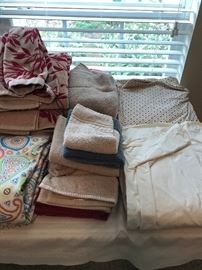 Towels and Queen Bed Sets