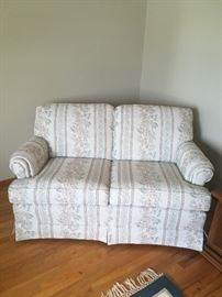 Smith Brothers Love Seat