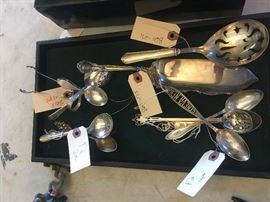 Assorted Sterling Silver