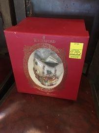 Waterford Christmas Snow Globe