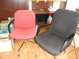 Nice office/desk chairs