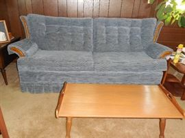 Sofa in good condition.  Priced right.