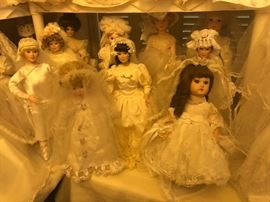 Large Dolls collection 1900 to 2002