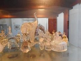 Crystal Figurines