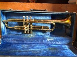 1953 Holton Collegiate trumpet