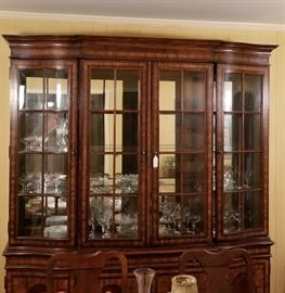 Outstanding china cabinet. Large.