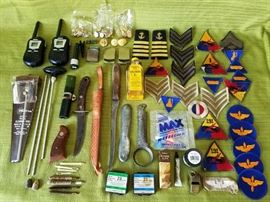 Civil War Artifacts, Hunting & More:             http://www.ctonlineauctions.com/detail.asp?id=737239