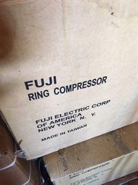 Fuji Ring Compressor Model VFC 508P-2T