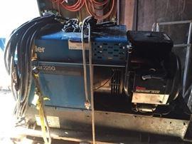 Millr Bobcat 225G Welder Generator