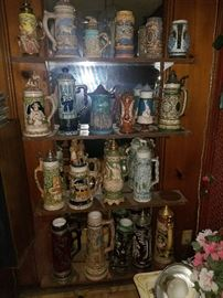STEIN COLLECTION.  SIGNED AND HOMEMADE