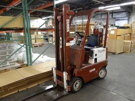 Clark 2500Lb Propane Forklift Model C25B
