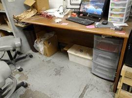 (2) Office Desks
