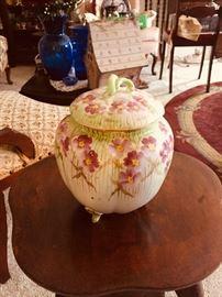 Antique brisket jar!