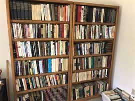 Loads of books!