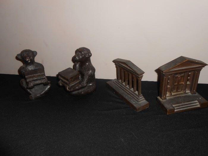 andrea by sadek & brass bookends