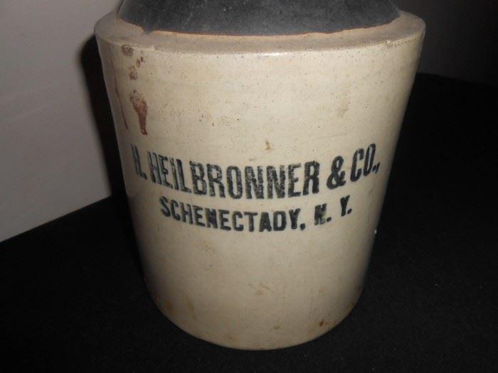 h heilbronner & co schenectady ny