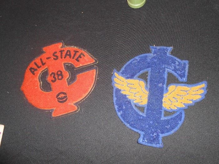 1930's patches