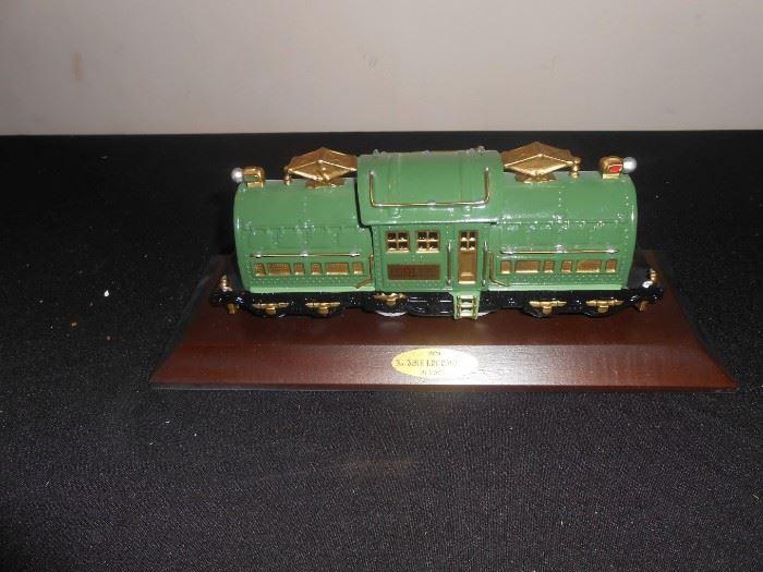 lionel train replica