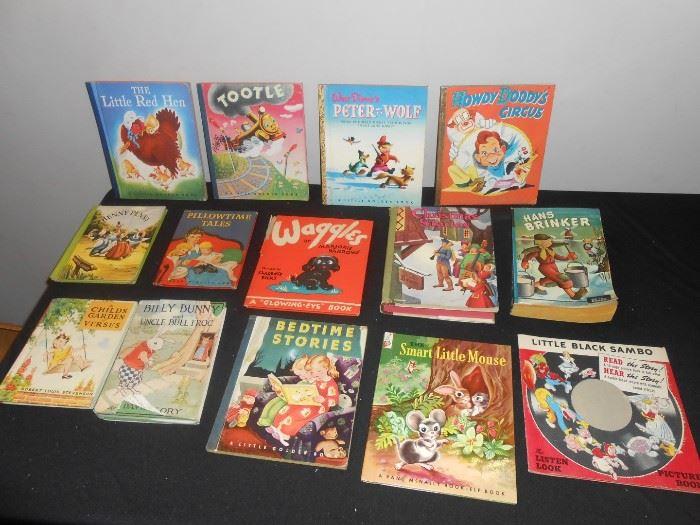 many great vintage kids books
