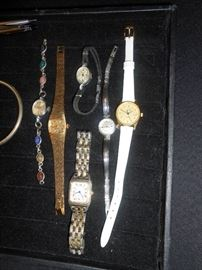 watches including Omega