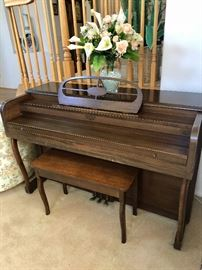 Lester upright piano