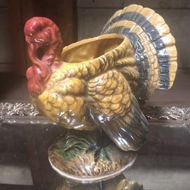 few turkeys