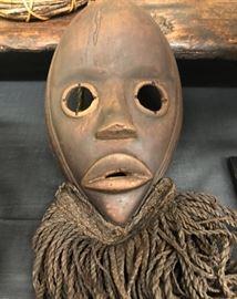 more antique masks/rare