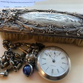 pocket watch/interesting fob