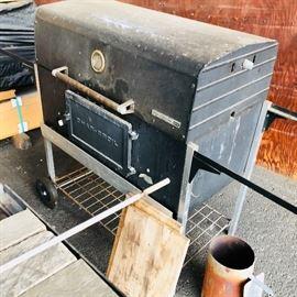 2 large grills