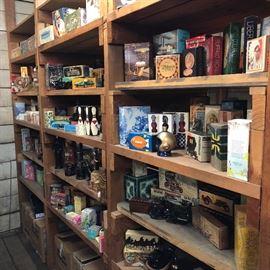 12 Shelves of Avon....I know !