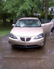"""2004 Pontiac Grand Prix GT Sedan with 34,000 original miles! This is the quintessential """"little old lady"""" car--driven gently, garaged, a few minor dings and things but super-clean, reliable transportation at a price that will leave your wallet smiling."""