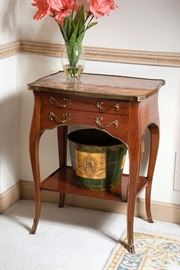 Louis xiv reproduction table