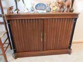 Console Cabinet with Columns