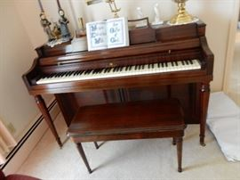 Wurlitzer Piano (open)