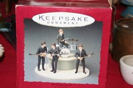 Hallmark Keepsake Beetles ornament with box
