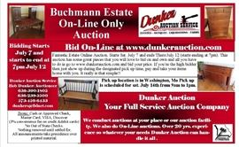 online auction ad