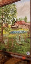 painting vintage