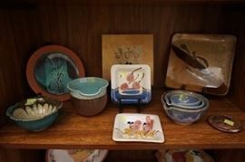 More vintage ceramics