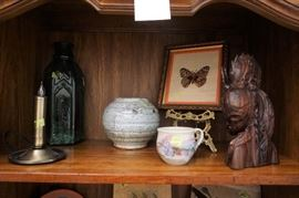 More vintage ceramics and other knick knacks