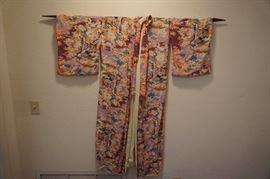 1950's Japanese Kimono