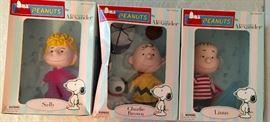 Madame Alexander Peanuts dolls