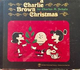 First edition of A Charlie Brown Christmas